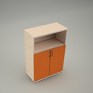free 3d models - Cabinet HEBE TS302
