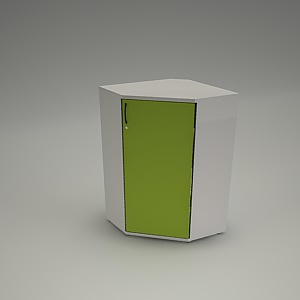 free 3d models - Cabinet HEBE TS312
