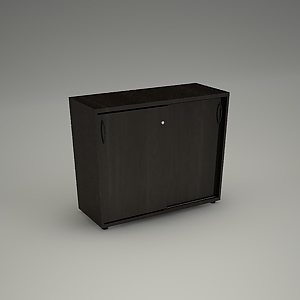 free 3d models - Cabinet HEBE TS112