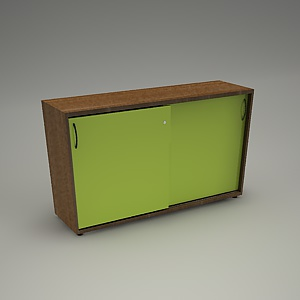 free 3d models - Cabinet HEBE TS114
