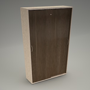free 3d models - Cabinet HEBE TS125