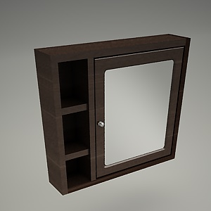Cabinet wall MOCCA 71