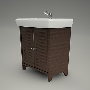 cabinet 3d model - MOCCA roma