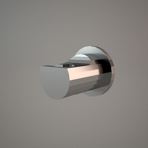 Handle 3d model NEW WAVES