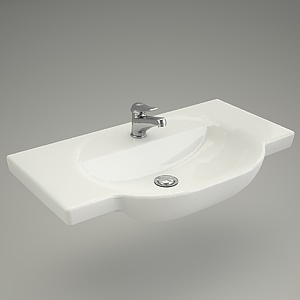 Washbasin CAPRI 80