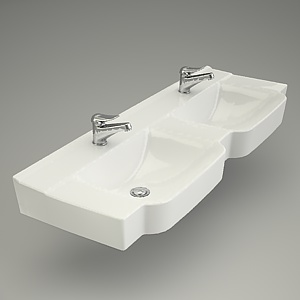 Washbasin DECO 130