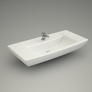 Washbasin SYMFONIA 100