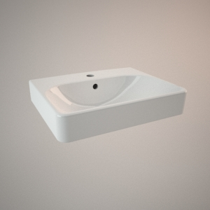 Countertop sink 45 cm TRAFFIC