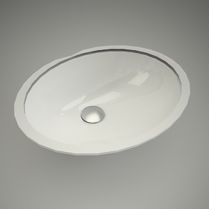 Washbasin nova top 46