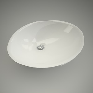 Washbasin nova top 55