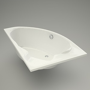 free 3d models - Bath KALIOPE 153