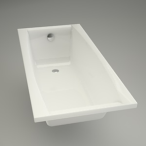 Rectangular bath VIRGO 170