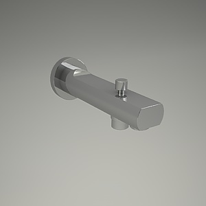 ZENTA bath filler 3d model - 1350105_3