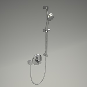 free 3d models - ZENTA shower set 388200575