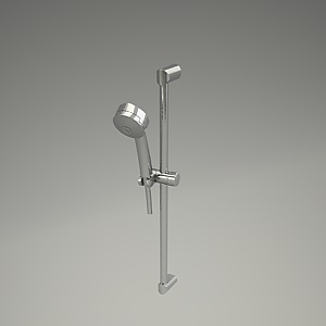 free 3d models - ZENTA shower set 6073005-00_3