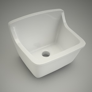 Ceramic sink boston 45cm