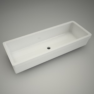 Ceramic sink madison 120cm