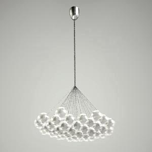 chandelier 3d model - MAGICLIGHT 37