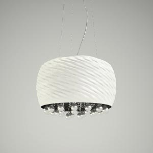 free 3d models - chandelier 3d model MOONLIGHT DECO 06LF4