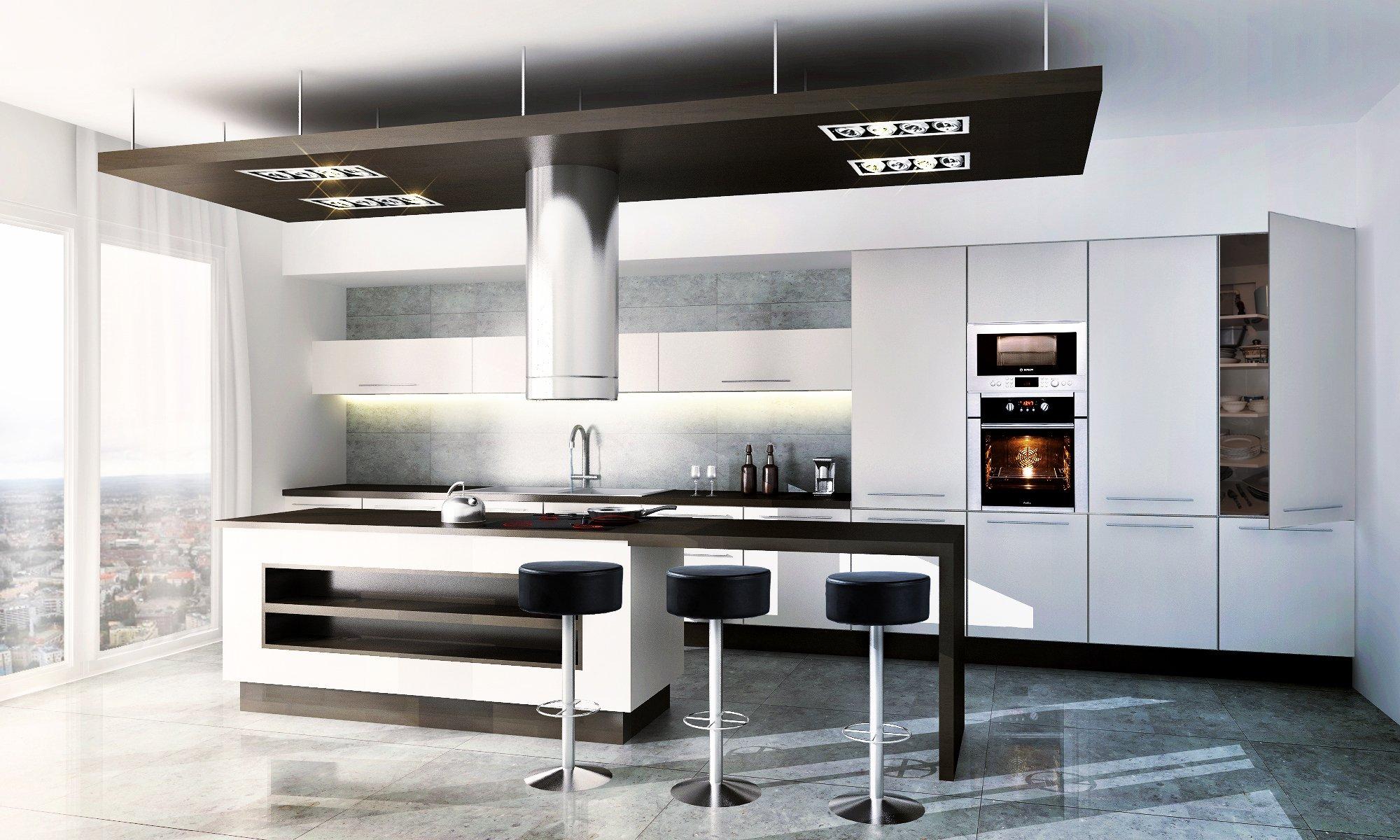 Modern kitchen vizblog free 3d models free 3d base - Modern eetkamer model ...